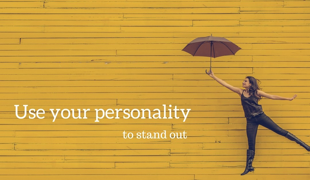 How to use your personality to make your brand story stand out