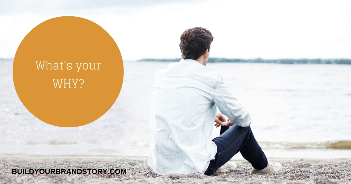 Putting your Why at the heart of your brand story
