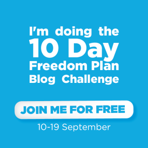 Ten Day Blog Challenge